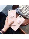 Cute Squishy 3D Cat Paw iPhone Case