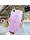 Glitter Powder iPhone Case - Pink