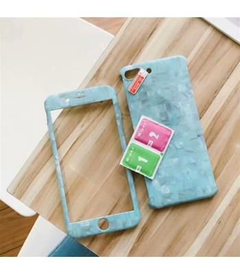 Geometric Lattice 360 Degree Protection iPhone Case