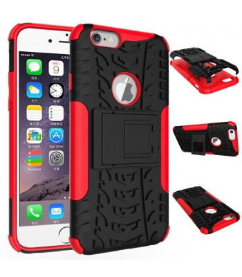 iPhone 6/7 Dual Layer Rugged Heavy Duty Shockproof Case