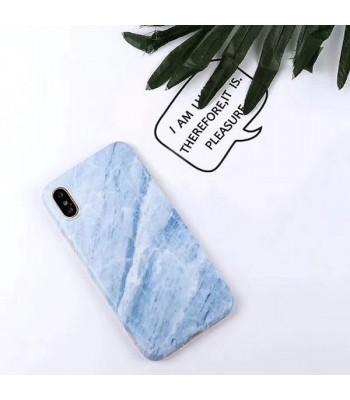 Glacier Blue Marble iPhone Case