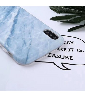 Glacier Blue Marble iPhone Case
