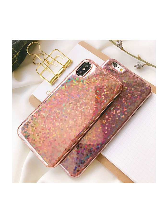 Holographic Sparkly Sequins iPhone Case