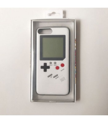 Playable Gameboy Tetris Gaming iPhone Case