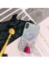 Glitter 3D Mermaid Tail iPhone Case