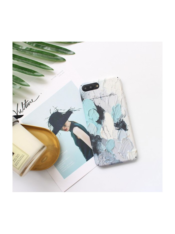 Colorful Watercolor iPhone Case