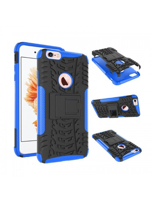 Rugged Heavy Duty Protection Hybrid Kickstand iPhone 6/plus Case