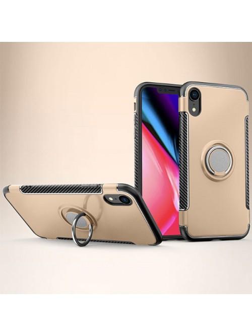 detailing 58645 cd454 iPhone XR Magnetic Car Mount Case With Hidden Ring Holder
