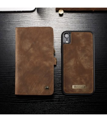Premium Leather Wallet Case For iPhone Xs Max