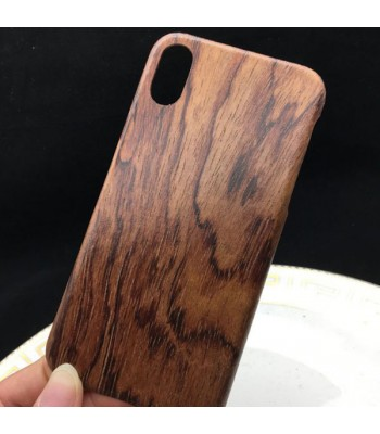 iPhone X Real RoseWood...
