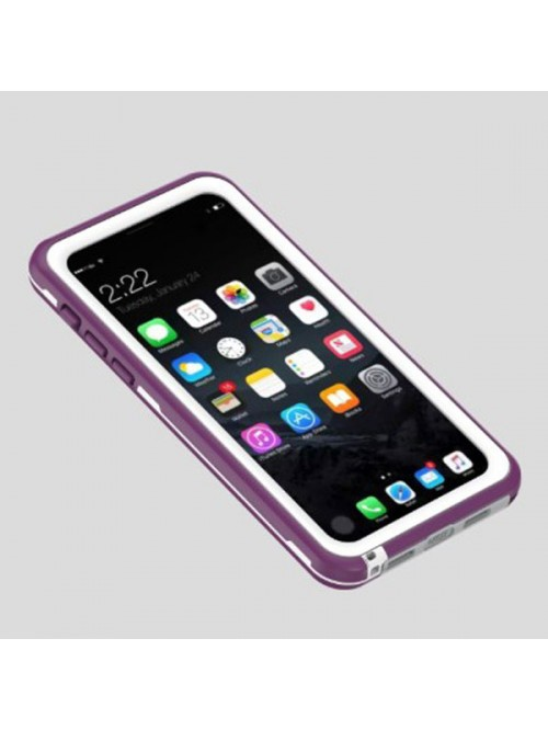 Waterproof Protective iPhone Case - Purple
