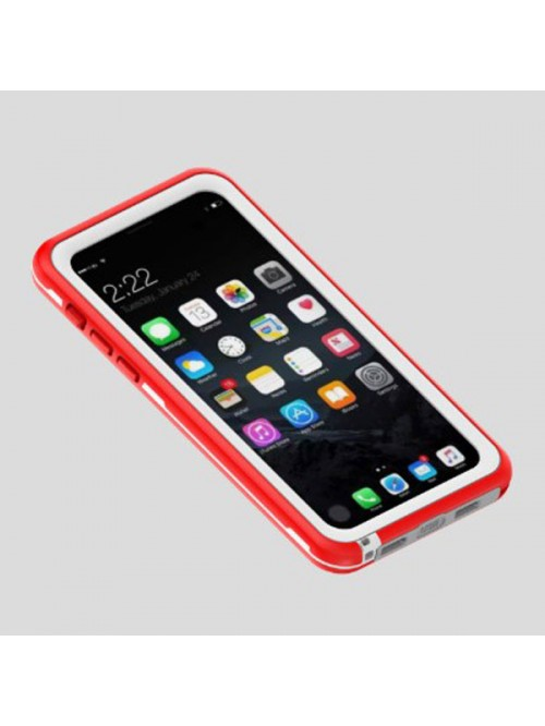 Waterproof Protective iPhone Case - Red