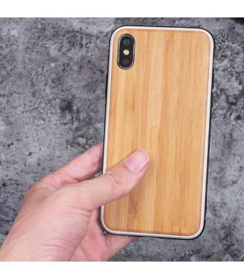 Bamboo Wood iPhone Case For Xs Max
