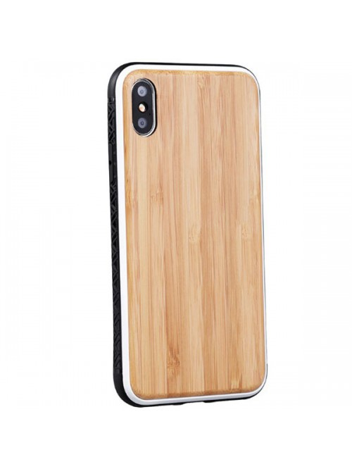 Wood iPhone Case For XR