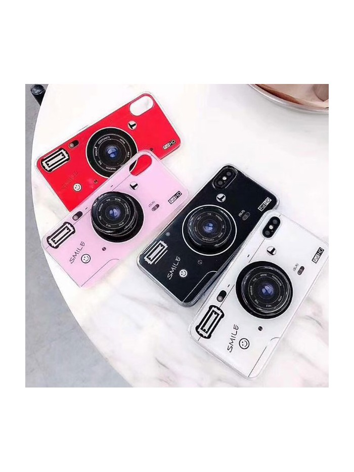 iPhone Xs Max Camera Design Case With Finger Grip