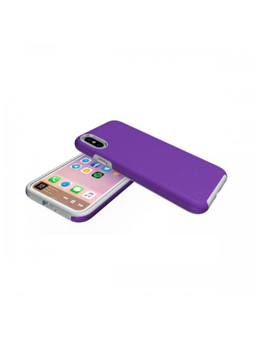 iPhone Xs Rugged Armor Protective Case