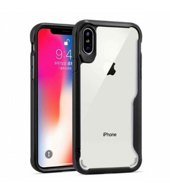 iPhone XR Clear Case With Shockproof Bumper