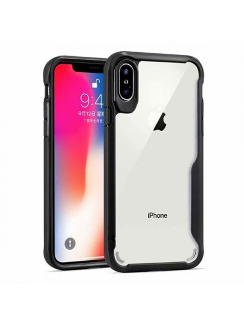 Best Drop Proof Bumper Iphone Xr Clear Phone Case Heartley