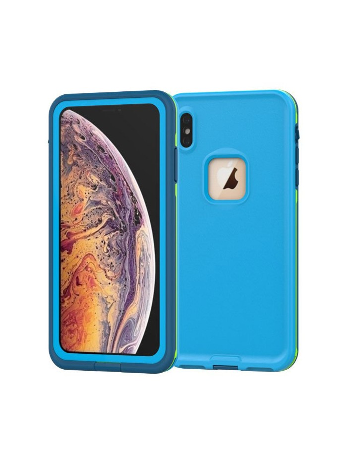 iPhone Xs Max Waterproof Shockproof Protective Case