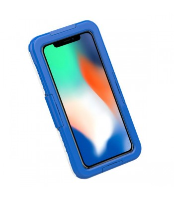 For iPhone X Waterproof Underwater Case
