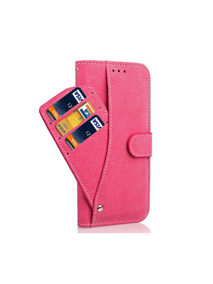 iPhone Xs Max Rotate Card Slots Folio Case