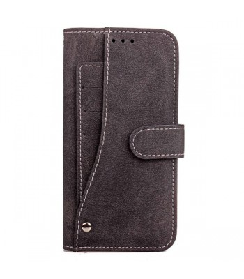 iPhone XR Rotate Card Slots Folio Case