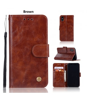 iPhone 6/Plus Retro Wallet Credit Card Case With Lanyard