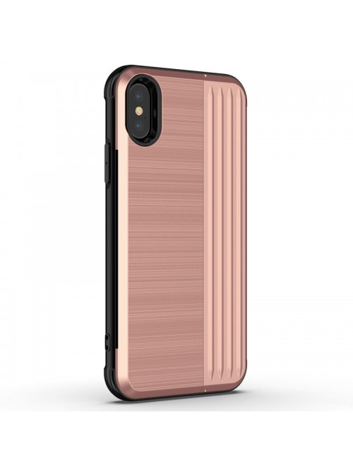 iPhone XR Tough Durable Case With Hidden Card Holder &Kickstand