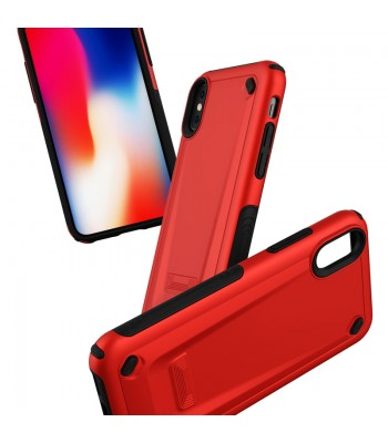 iPhone X Dual Layer Rugged Heavy Duty Protective Case