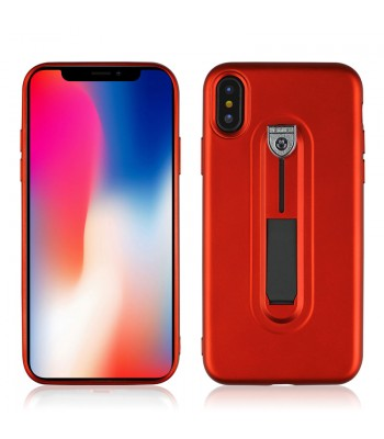 iPhone XR Tough Slim Fit Case With Hidden Kickstand