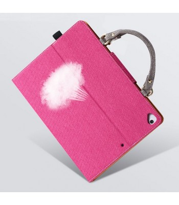 iPad Air 1/2 Leather Women Handbag Protective Cover