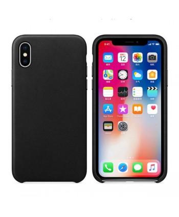 iPhone X Handcraft Genuine Leather Case
