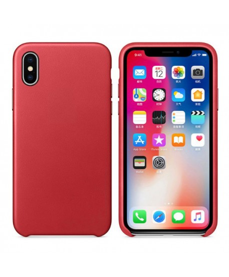 iPhone XR Handcraft Genuine Leather Case