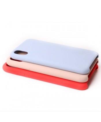 iPhone Xs Max Soft Liquid Silicone Case