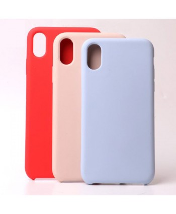 iPhone Xs Max Soft Liquid Silicone Case
