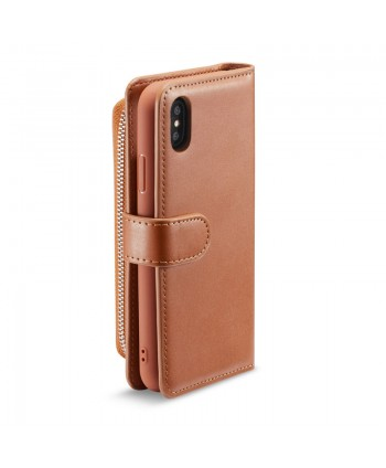 iPhone X Magnetic Detachable Leather Wallet Case