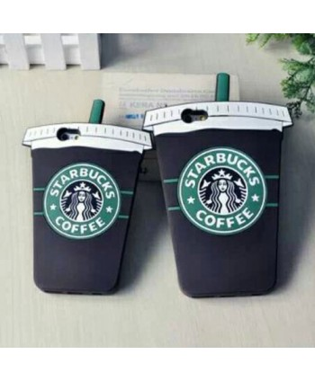 iPhone 3D Starbucks Coffee Cup Silicone Case