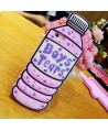 iPhone 3D Boys Tears Bottle Silicone Phone Case