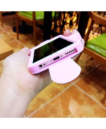 iPhone 3D Ice Sucker Silicone Phone Case