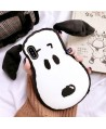 iPhone 3D Puppy Soft Silicone Protective Case