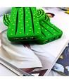 iPhone 3D Cartoon Cactus Silicone Case