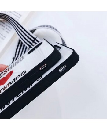 iPhone Portable Glossy Protective Case