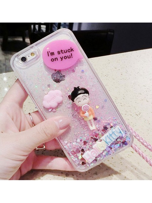 Dynamic iPhone Cases - Chibi Maruko-chan With Sugar