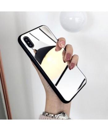 iPhone Makeup Mirror Shockproof Protective Case