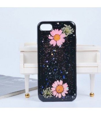 Floral IPhone Cases - Flowers Blooming At Night