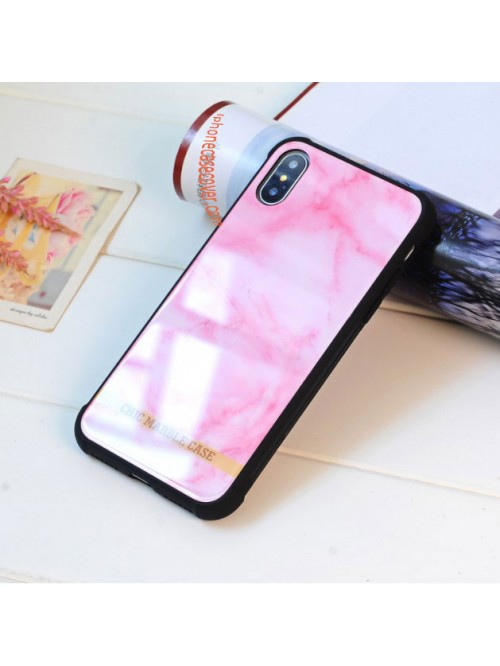 Shock Proof Marble Cases For iPhone  X