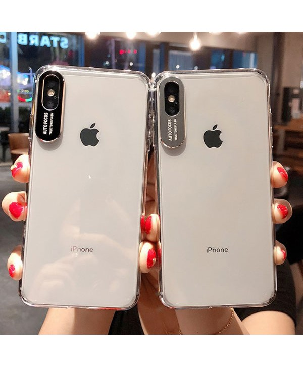 iPhone XS Clear Protective Case