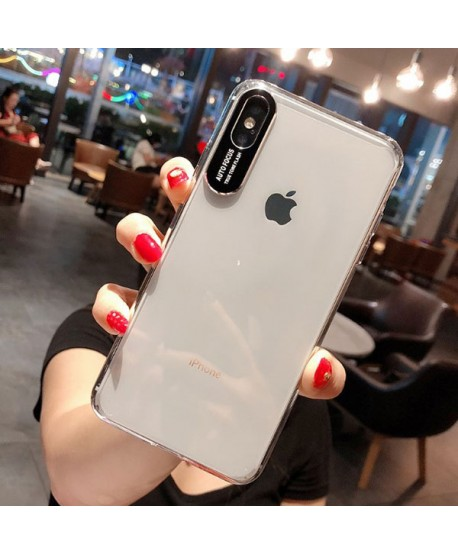 iPhone XR Clear Protective Case