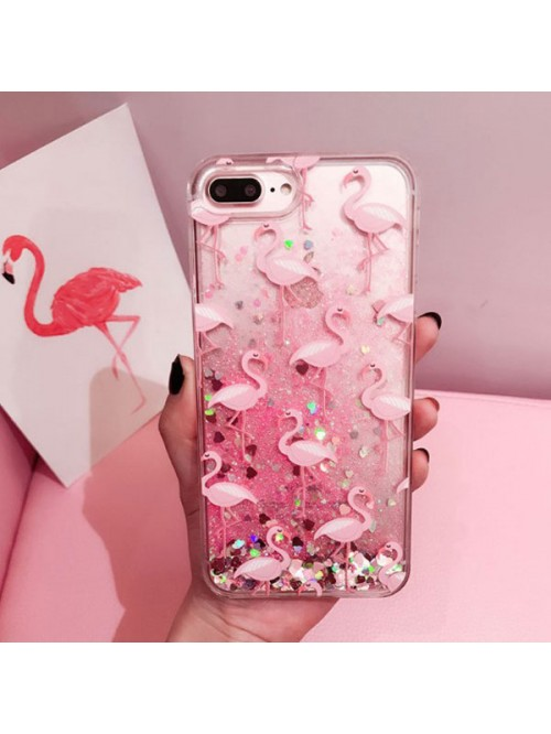 Dynamic iPhone Cases Bundle - The Flamingos (4 Cases Included)