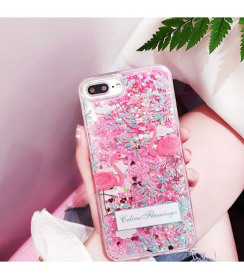 Dynamic iPhone Cases - The Flamingos (4 Pieces Included)